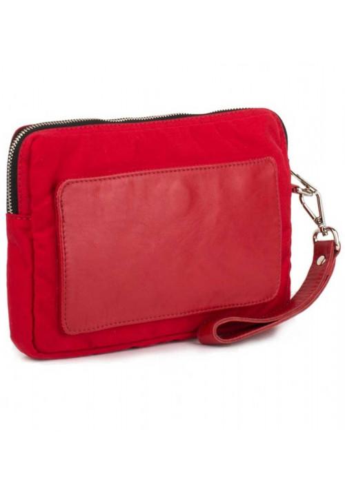 Красный мужской клатч BBAG CHAMBER RED