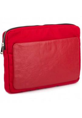 Фото Красный чехол для ноутбука BBAG MANHATTAN RED