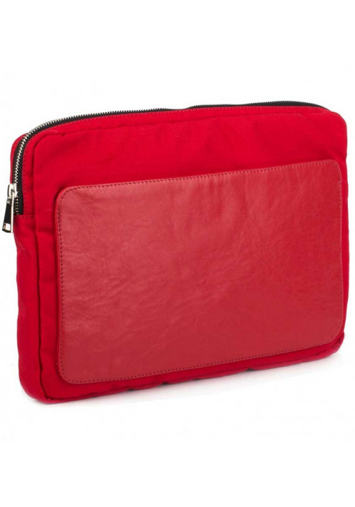 Красный чехол для ноутбука BBAG MANHATTAN RED