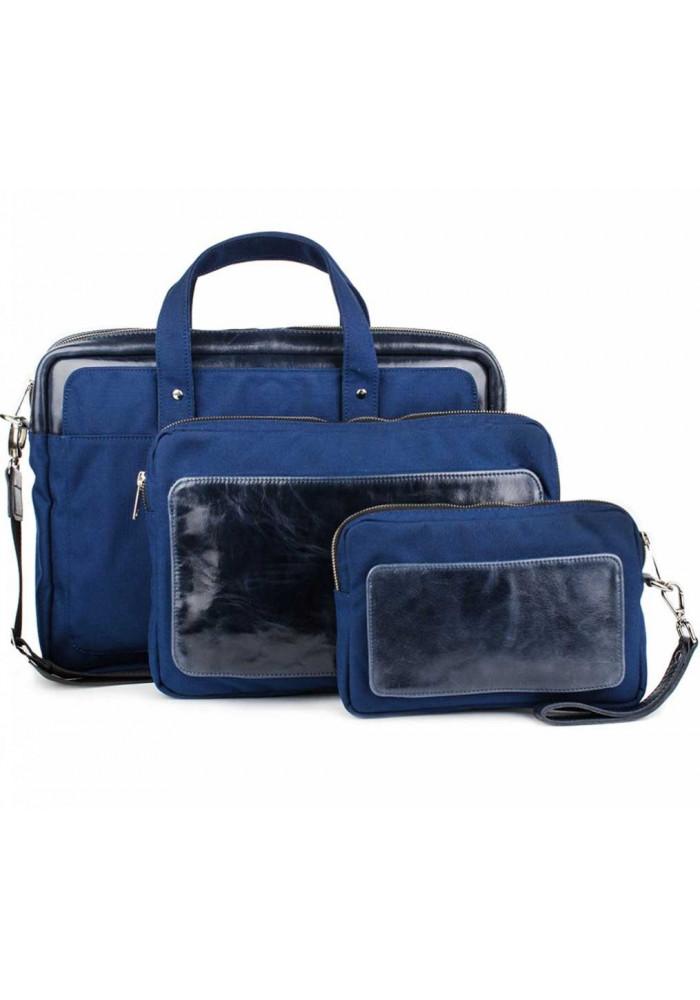 Синий набор аксессуаров BBAG TRIBECA NAVY BLUE