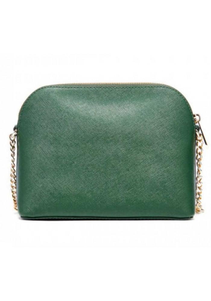 09dec9c3d6af ... Зеленый женский клатч MK Cindy Crossbody Bag Green, фото №3 - интернет  магазин stunner