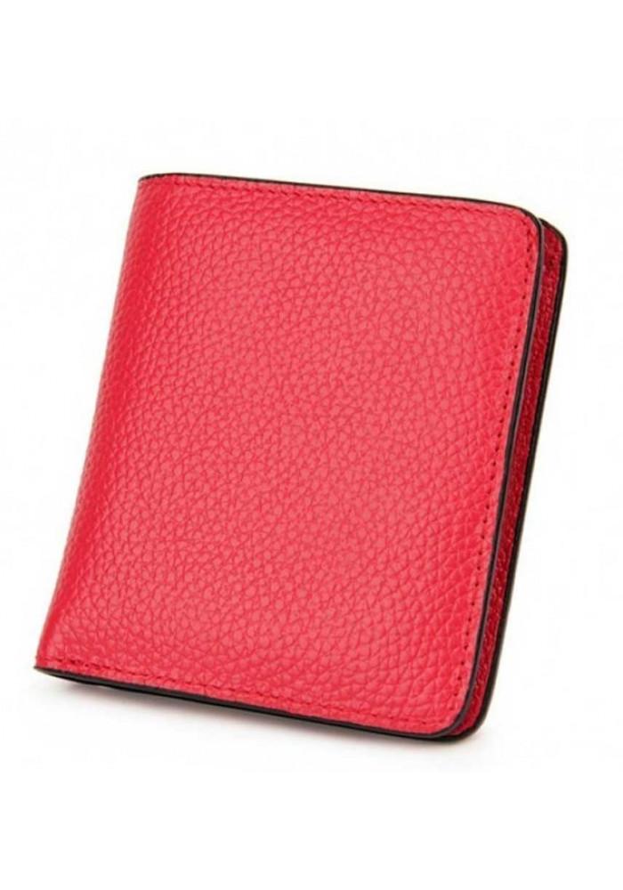 Маленький женский кошелек Amey Mini Red