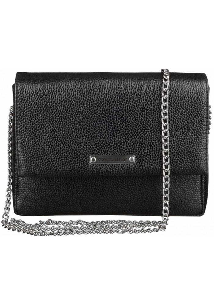 Женская сумочка-клатч Лора черная