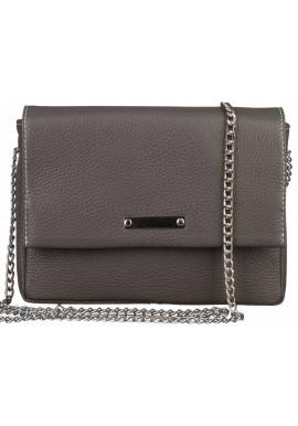 Фото Женская сумочка-клатч Лора графитовая