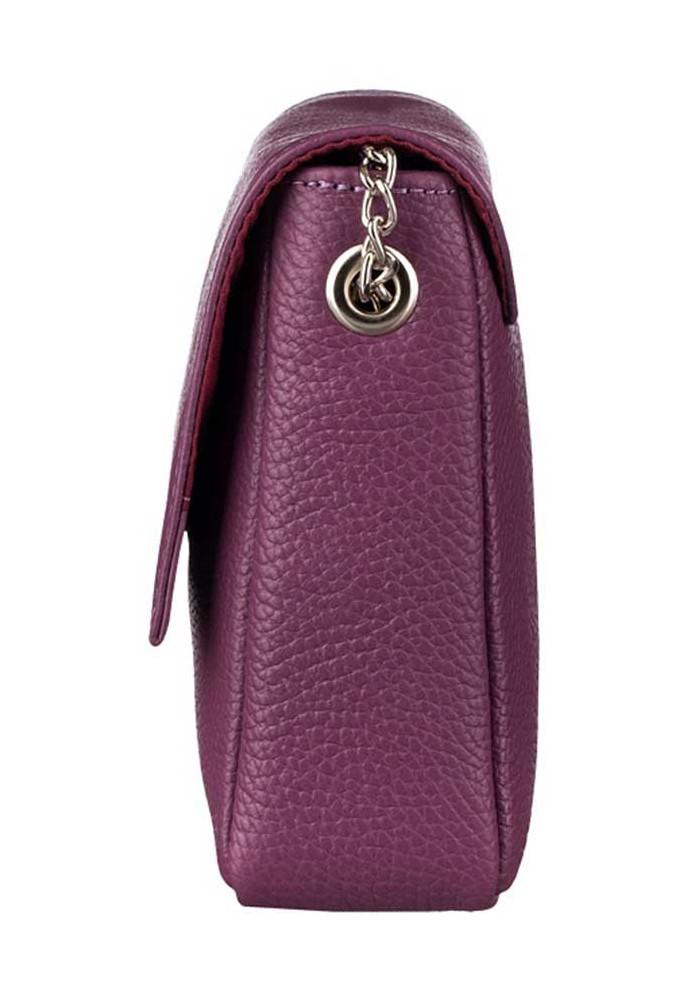 49e65347c6c2 ... Женская сумочка-клатч Лора фиолетовая, фото №3 - интернет магазин  stunner.com ...
