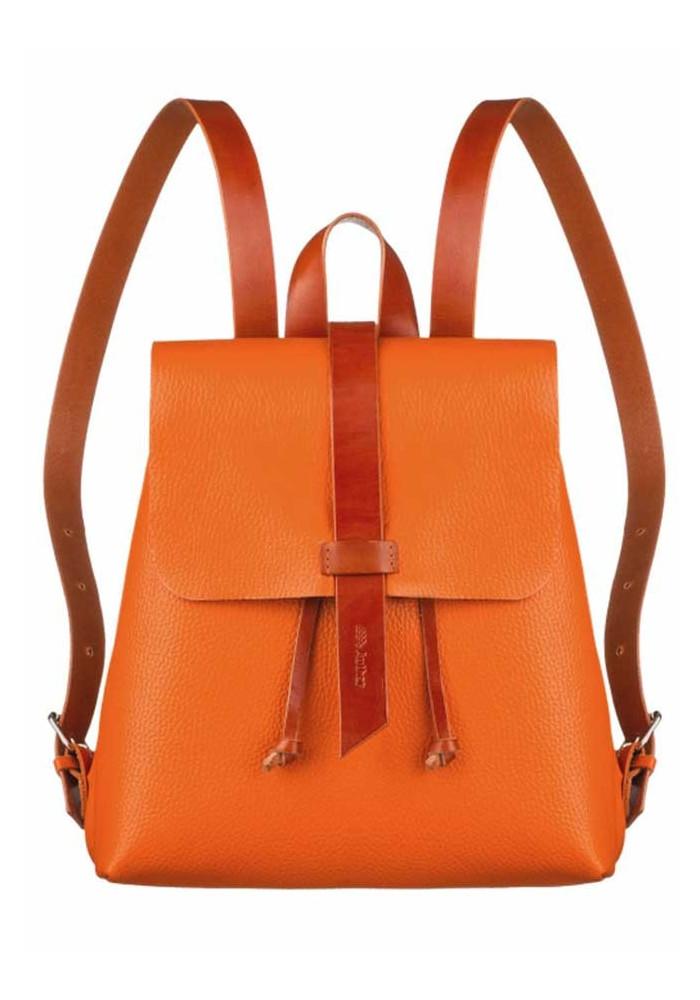 Женский рюкзак Глория оранжевый