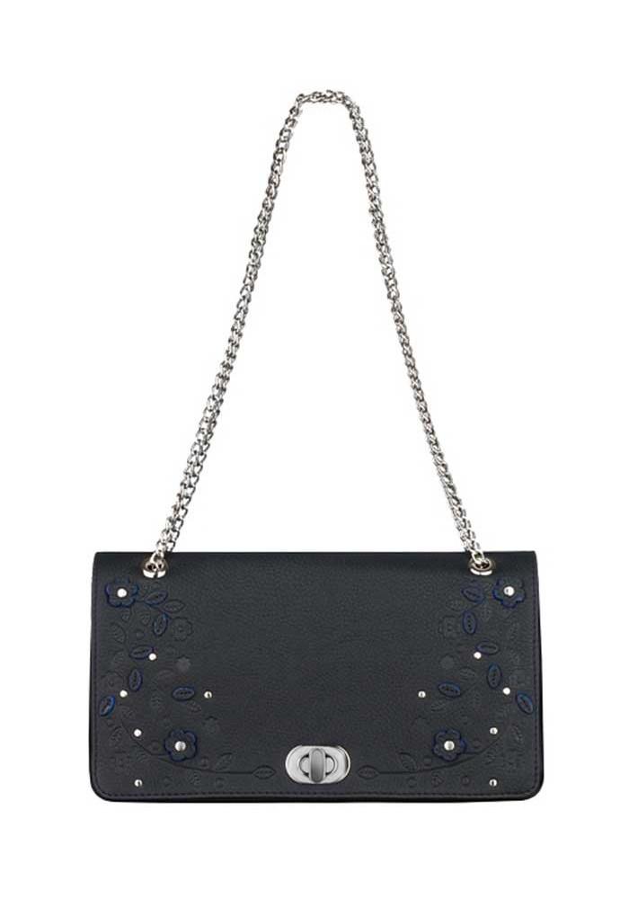 72b318fff530 ... Женская сумочка-клатч Линда черная, фото №2 - интернет магазин  stunner.com ...
