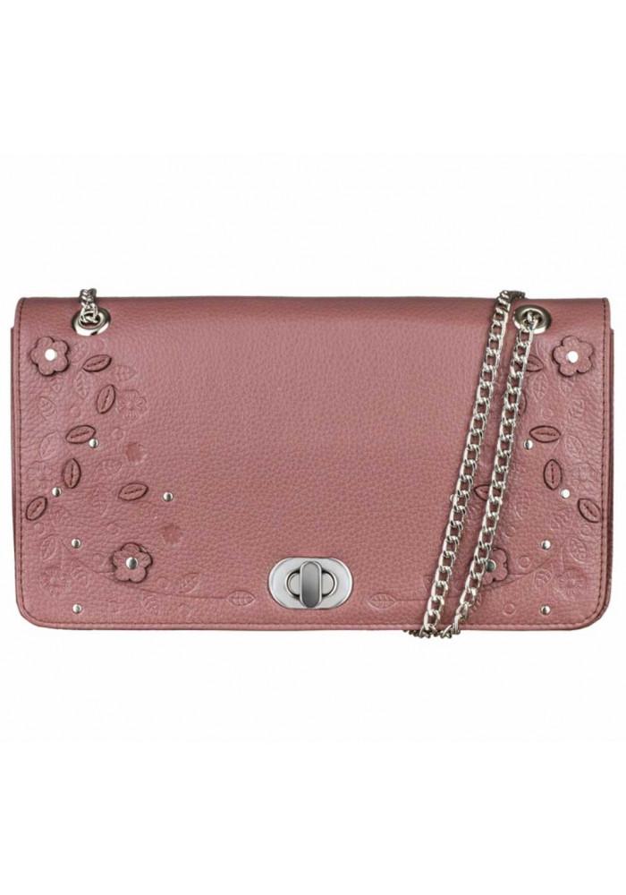 Женская сумочка-клатч Линда кориандр