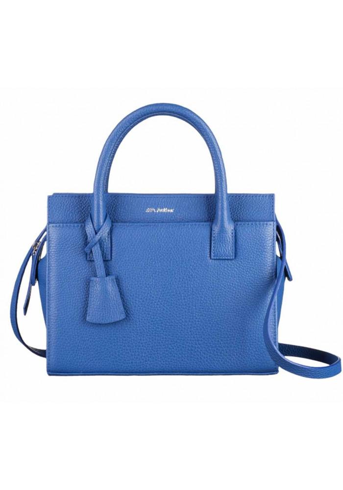 Женская синяя сумочка Лилит