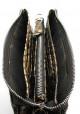 Женский клатч Desisan 070 коричневая рептилия, фото №3 - интернет магазин stunner.com.ua