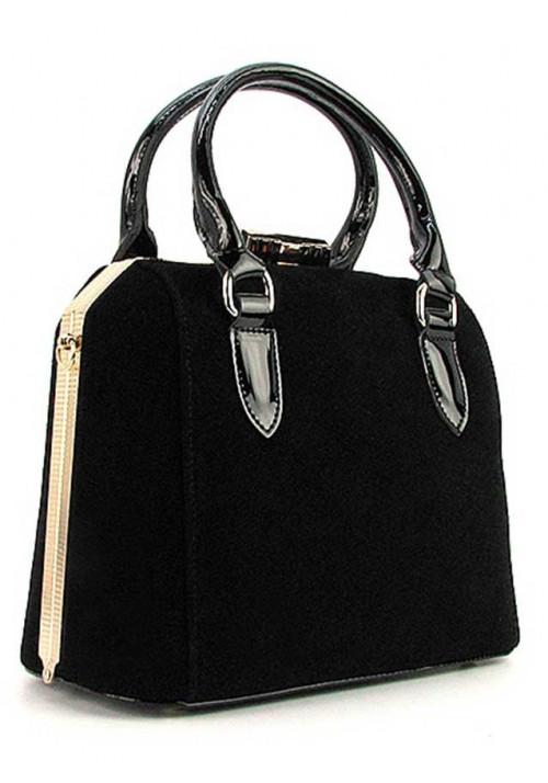 Женская замшевая сумка Apploud