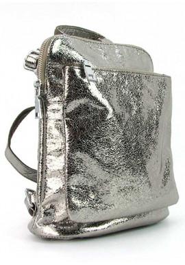 Фото Серебряный женский рюкзак 88118-11