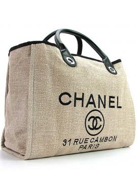 Фото Большая женская сумка из текстиля 93786