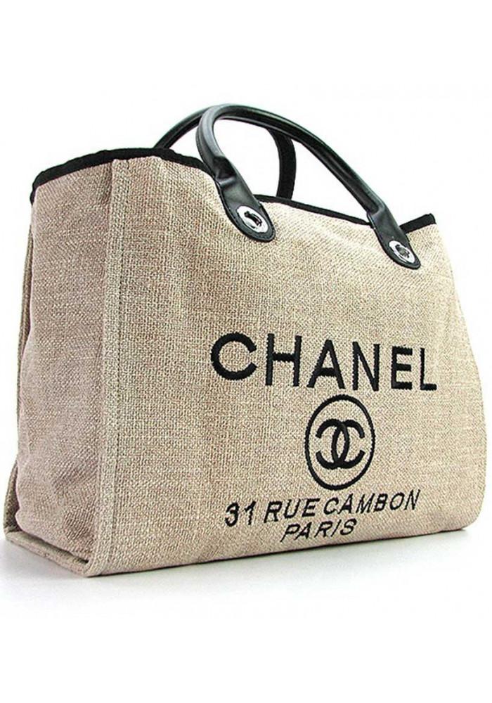 Большая женская сумка из текстиля 93786