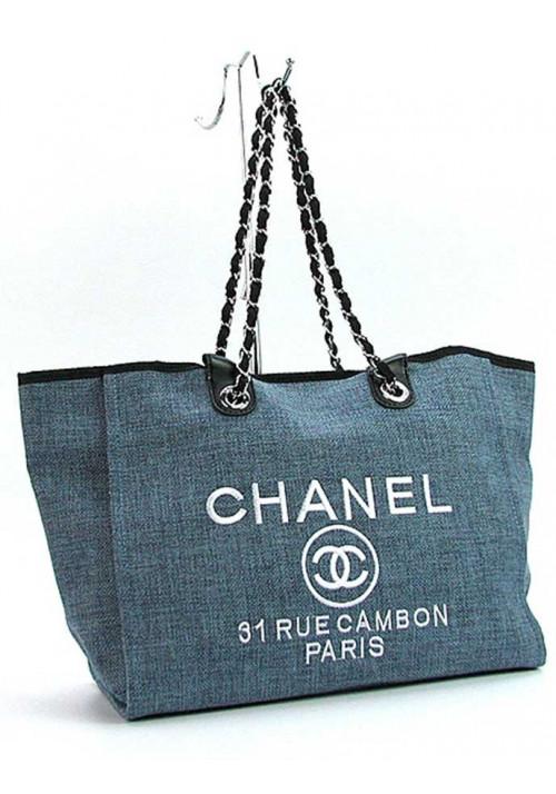 Большая синяя женская сумка из текстиля 93786 Большая синяя женская сумка...  Цена  1 149 грн ... da94448a60f