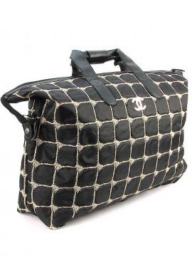 Фото Большая женская сумка из ткани 5338