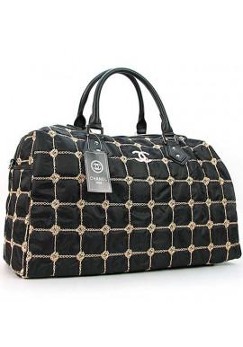 Фото Дорожная женская сумка из ткани 5340