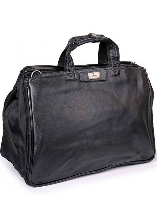 Черная дорожная сумка Refiand 88725