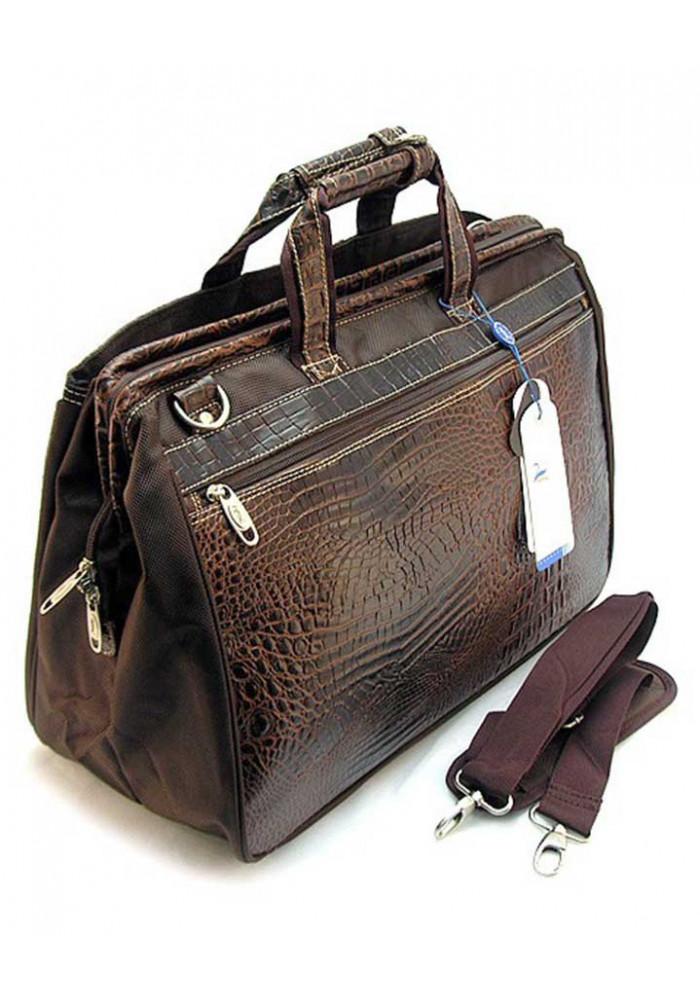 ed05287d2fcd ... Коричневая дорожная сумка саквояж Refiand 88725, фото №2 - интернет  магазин stunner.com ...