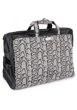 Фото Серая текстильная дорожная сумка Refiand 88725