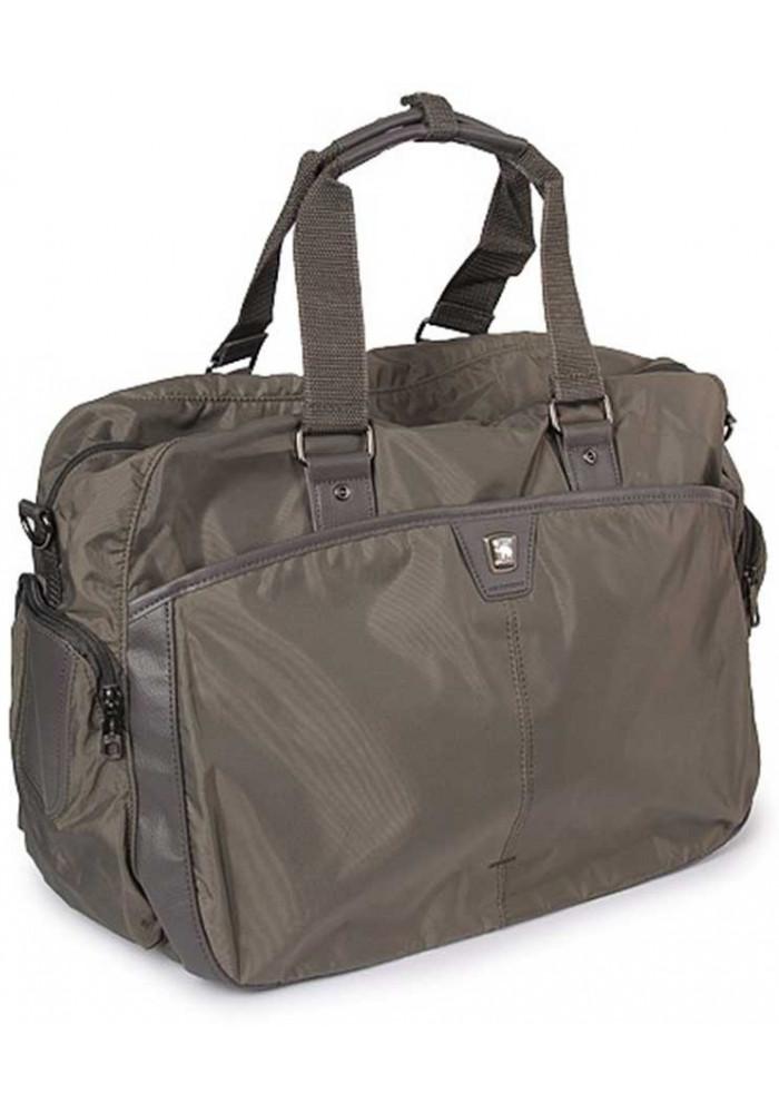 Серая дорожная сумка OIWAS 2903