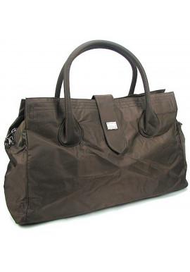Фото Женская коричневая дорожная сумка Epol 23601