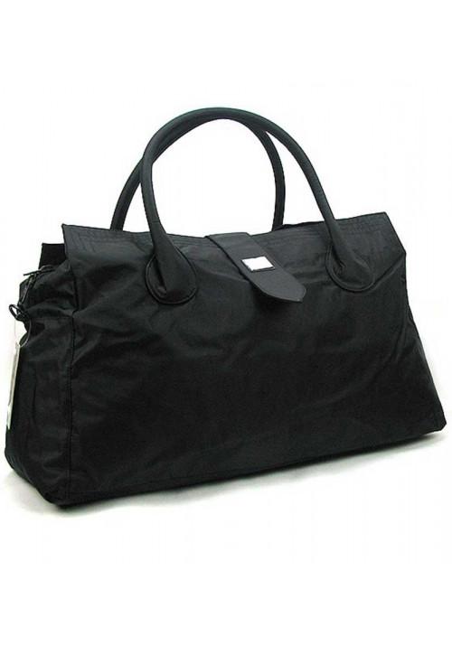 Женская черная дорожная сумка Epol 23601