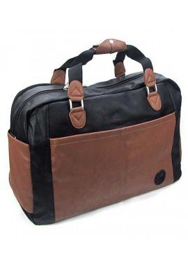 Фото Дорожная сумка из эко-кожи 2416