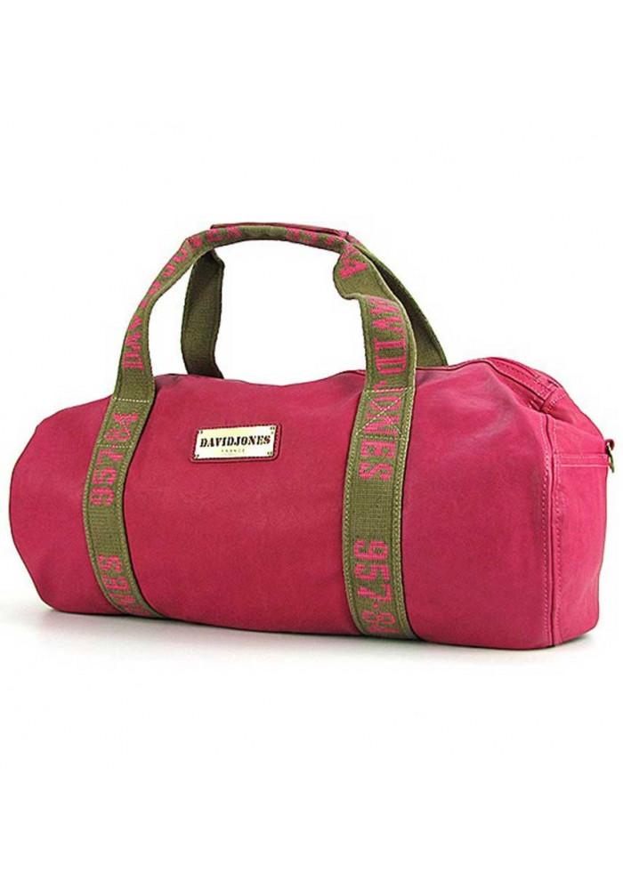 Спортивная сумка David Jones 0046 сиреневая