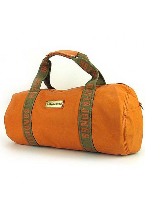 Спортивная сумка David Jones 0046 оранжевая