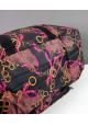 Дорожная сумка трансформер 0919 черная, фото №4 - интернет магазин stunner.com.ua