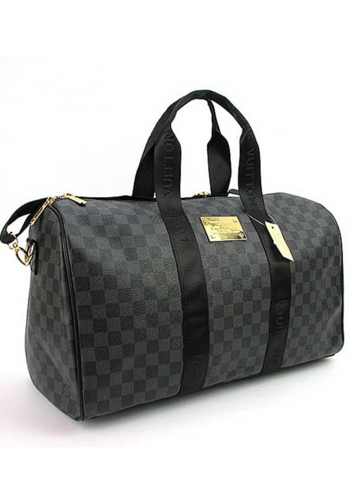 Серая дорожная сумка 366