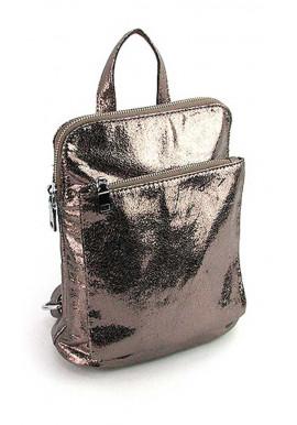 Фото Темный серебряный женский рюкзак 88118-11
