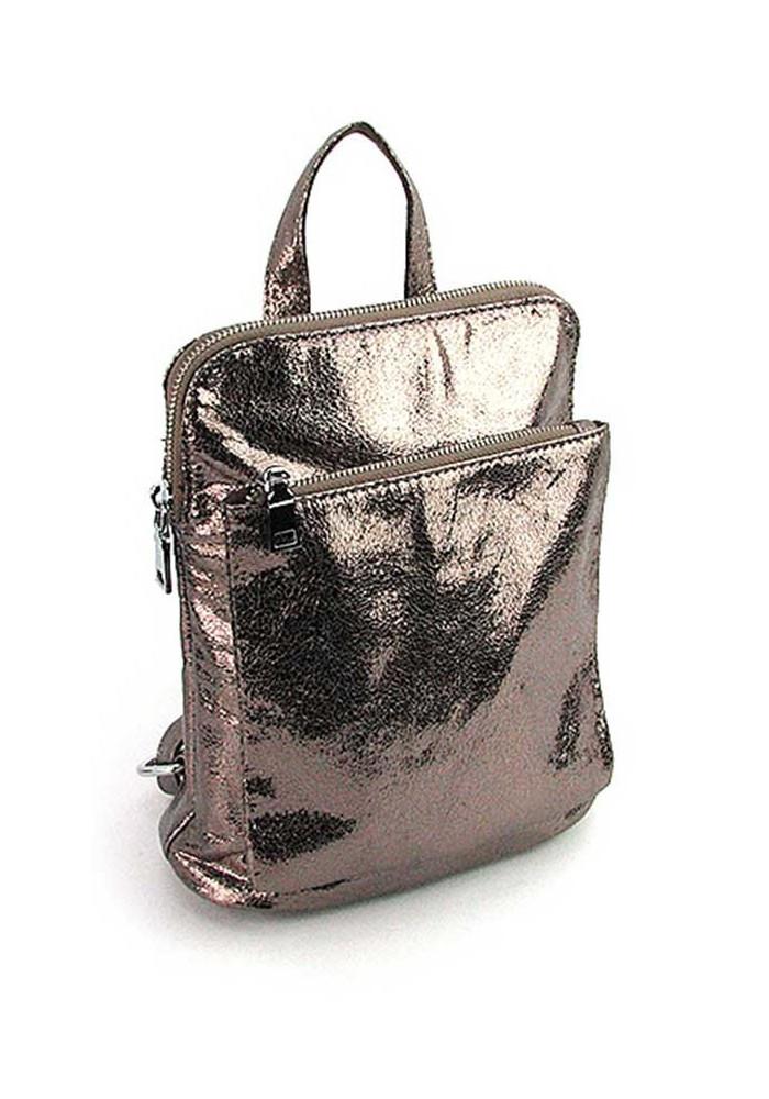 Темный серебряный женский рюкзак 88118-11