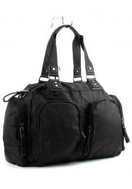 Фото Дорожная текстильная сумка 8045