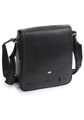 Фото Кожаная мужская сумка через плечо Desisan 420