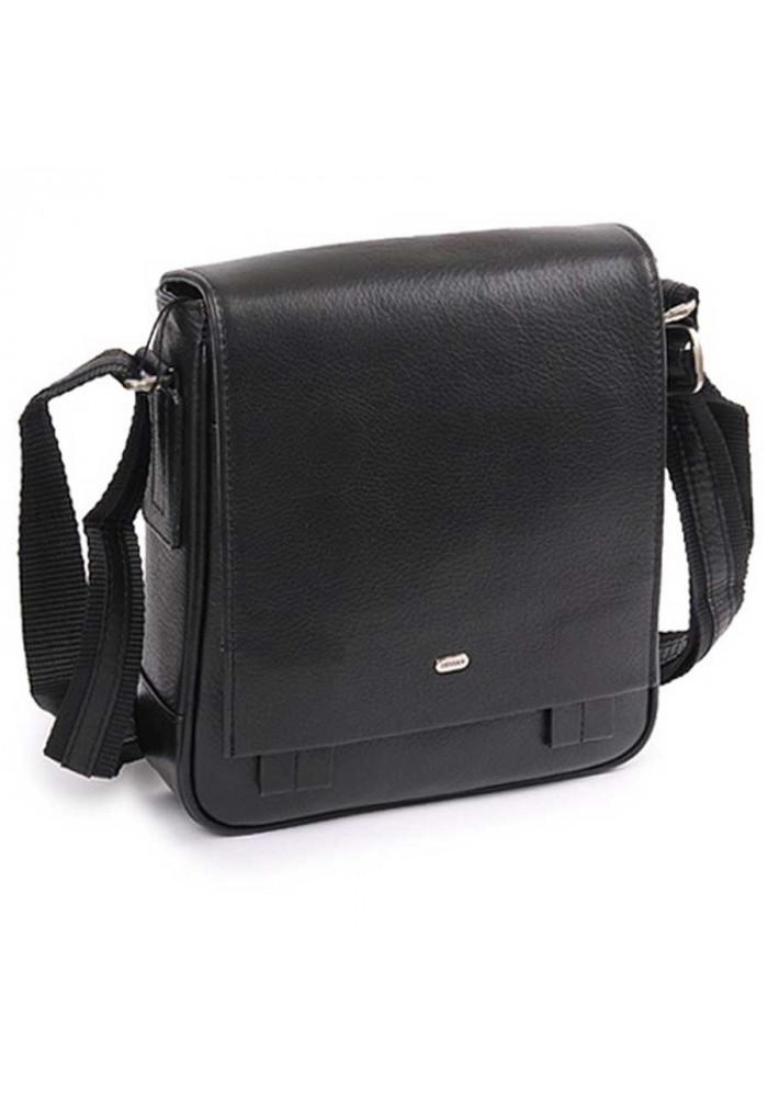 Кожаная мужская сумка через плечо Desisan 420