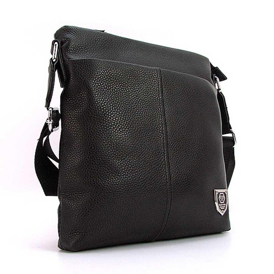 dfa8c23c7545 Большая мужская кожаная сумка 711 - купить в Киеве, выгодная цена на  брендовые Сумки через плечо в интернет магазине stunner.com.ua