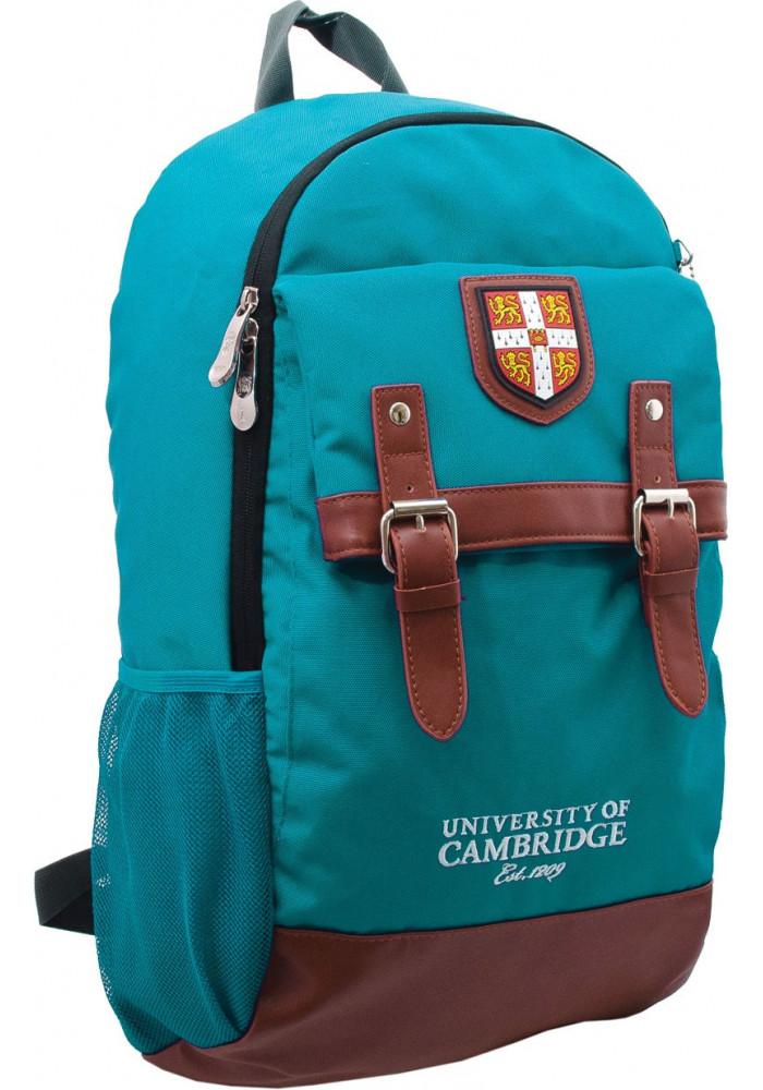 """Рюкзак """"Cambridge"""" бирюзовый 552958"""
