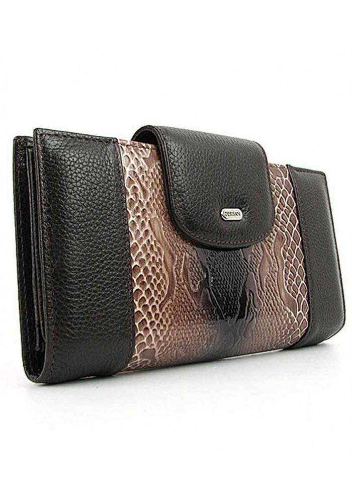 Кожаный женский кошелек Desisan 212