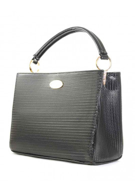 Фото Лаковая женская сумка прямоугольной формы Betty Pretty