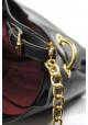 Очень большая черная женская сумка Betty Pretty, фото №7 - интернет магазин stunner.com.ua