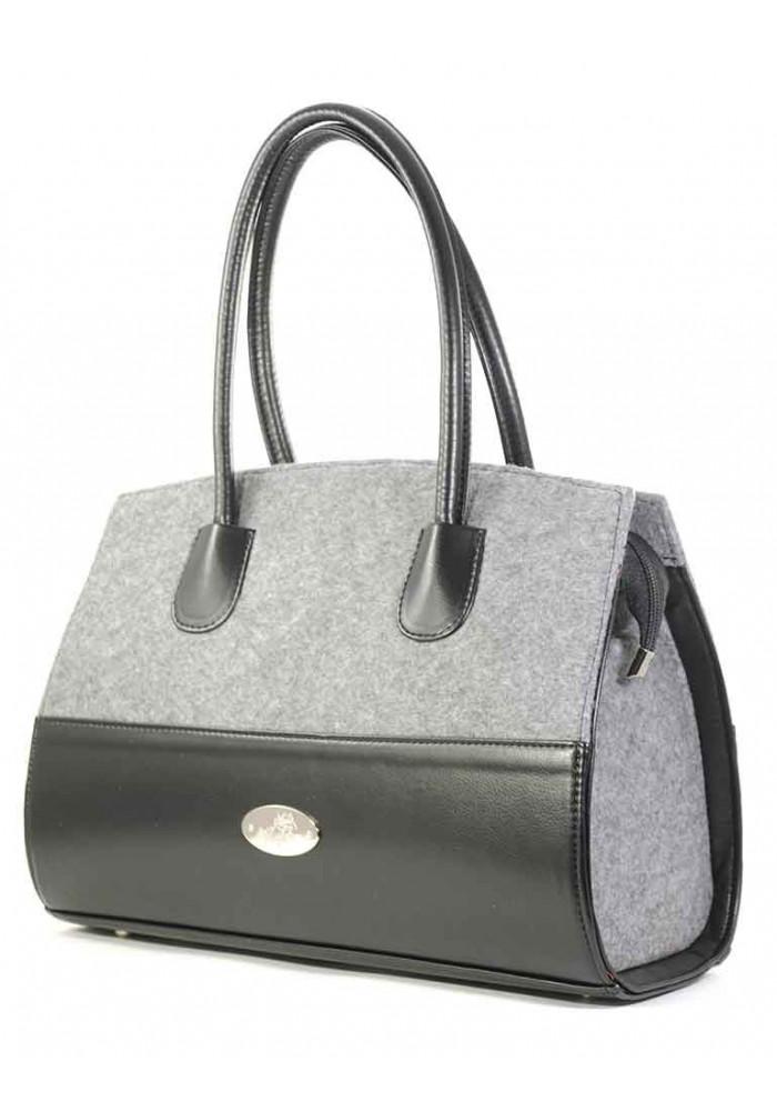 Комбинированная женская сумка Betty Pretty