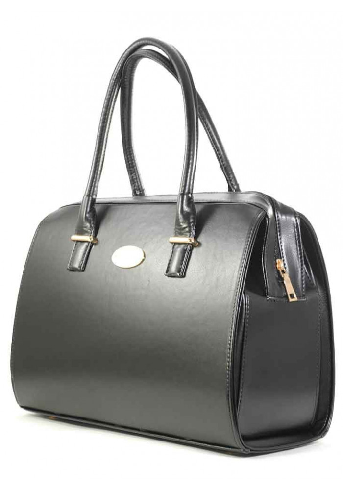 Глянцевая женская сумка-саквояж Betty Pretty