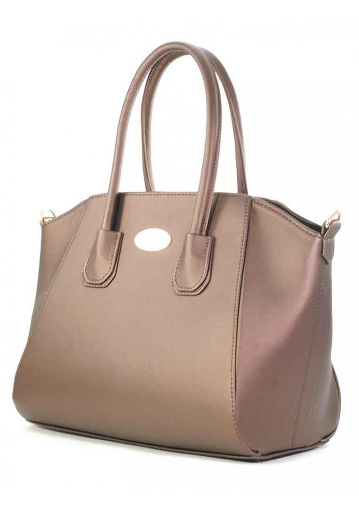 Женская сумка Betty Pretty цвета бронзы