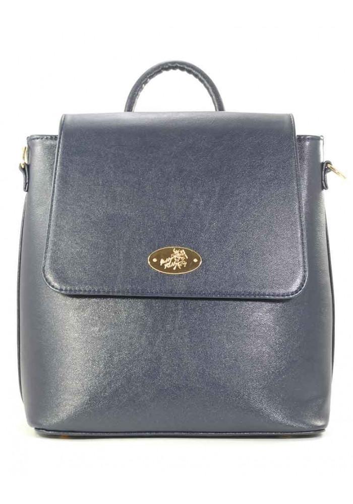 43fd3b1ae982 ... Синяя женская сумка-рюкзак Betty Pretty, фото №2 - интернет магазин  stunner.