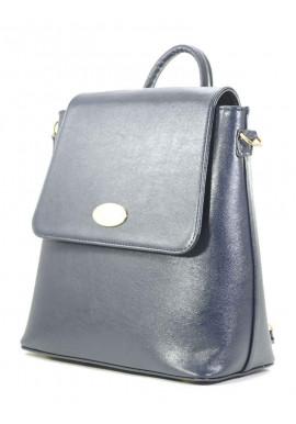 Фото Синяя женская сумка-рюкзак Betty Pretty
