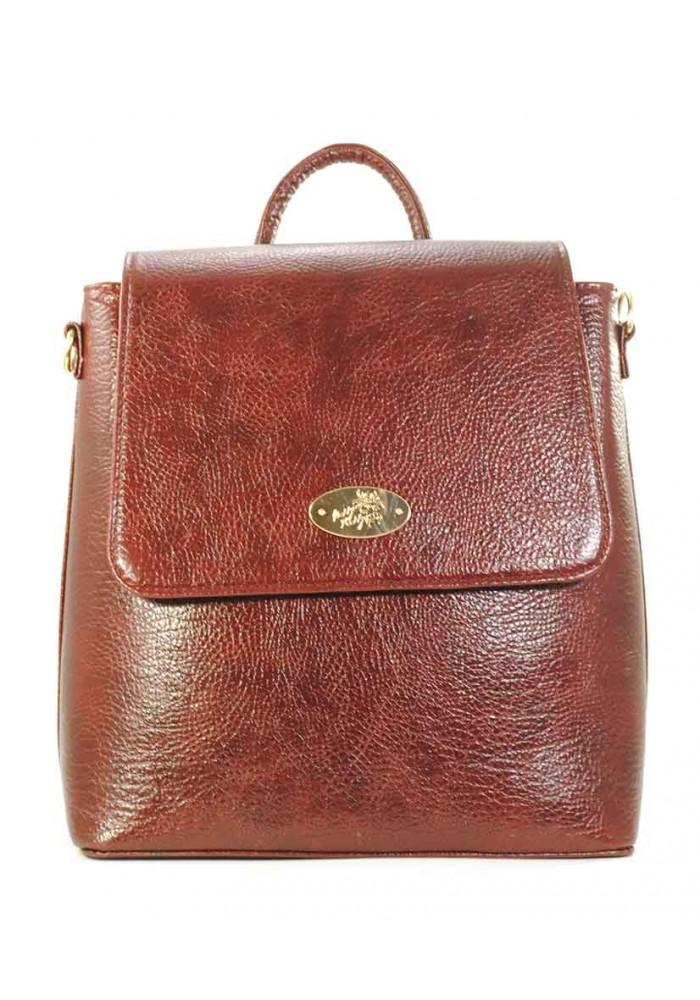 97cd15e318b0 ... Бордовая женская сумка-рюкзак Betty Pretty, фото №2 - интернет магазин  stunner.