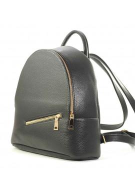 Фото Черный женский рюкзак Betty Pretty