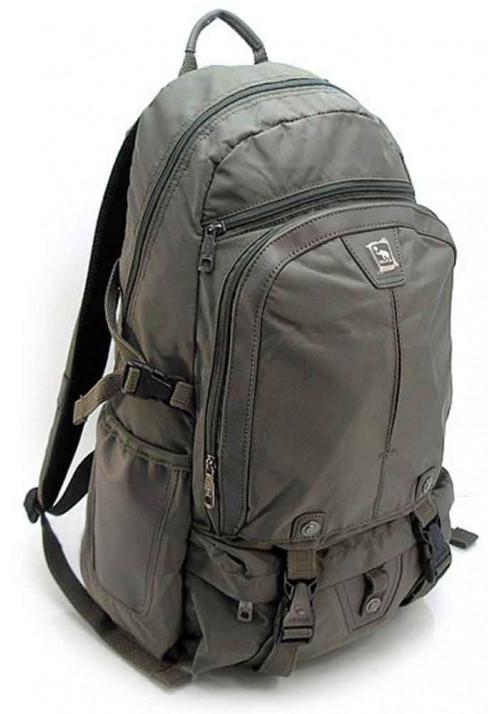 Текстильный рюкзак OIWAS 2901 серый
